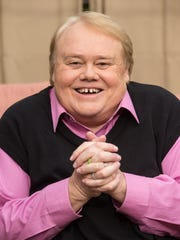 Longtime comedian Louie Anderson is winning new standup