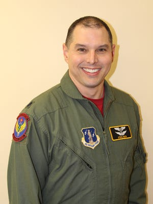 Dr. Stephen A. Rath was named in October as chief of aerospace medicine in the New Mexico Air National Guard.