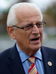 Rep. Bill Pascrell, D-N.J., in 2012.