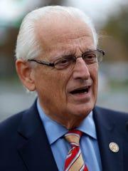 Rep. Bill Pascrell, D-N.J., in 2012.