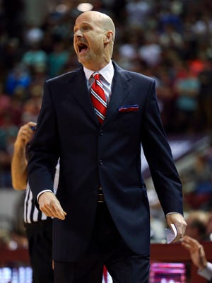 Andy Kenendy's Ole Miss team blew a late lead but responded well in overtime.