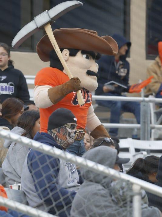 UTEP softball vs NMSU