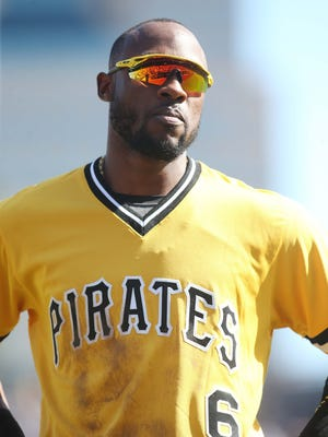 Starling Marte tested positive for Nandrolone, a PED.