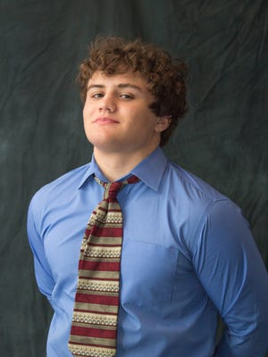 Tommy Brackett of CBHS is this week's wrestler of the week.