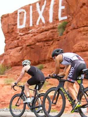 Ironman has helped change the economic landscape of St. George.