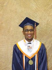 Tylus Smith, Beau Chene valedictorian