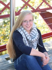 Elizabeth Pfeiffer, the daughter of Randy and Susan Pfeiffer of Haubstadt, plans to study actuarial science at Purdue University.
