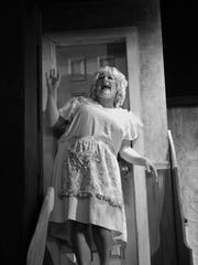 """Randy Jones plays the deranged title character in Lab Theater's """"Whatever Happened to Baby Jane?"""""""