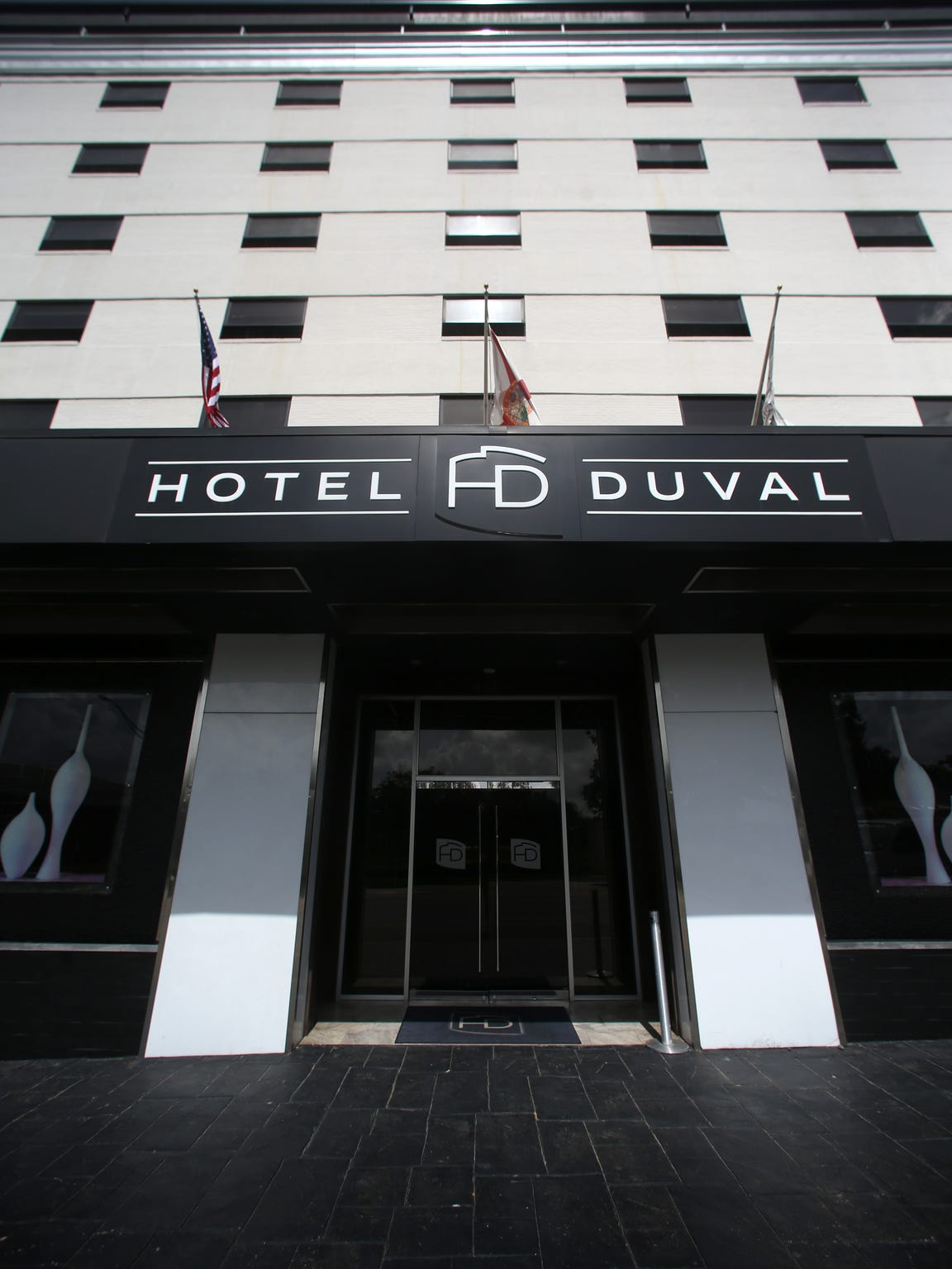 The Hotel Duval in downtown Tallahassee