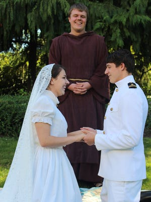 """Western Oregon will present a production of """"Much Ado About Nothing"""" July 27-30 and Aug. 3-5."""