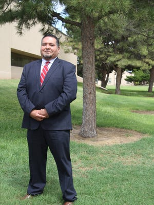 Superintendent Gregory Rodríguez, pictured on Aug. 1, 2017, said he looks forward to the first day of school for the 2017-18 school year. He said he is also happy to witness the district complete the process of constructing a new elementary school.