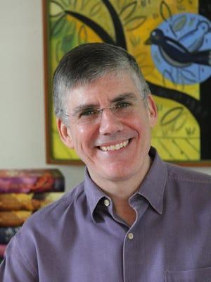 Popular children's author Rick Riordan will speak Oct. 8 at Milwaukee's Italian Community Center.