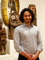 Michael Grasso, executive director of Roberson Museum