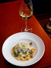 A pasta likely will be on the Diplomat's concise, changing