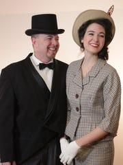 J Gravelle as Joe Pendleton and Emily Guillemette as