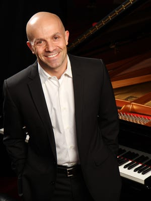 Anthony Molinaro, award-winning classical and jazz pianist, will perform at the Blake Library on March 4.