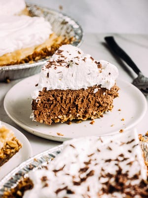 What better way to celebrate Pi Day than with a slice (or 3.14) of pie?