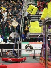 North Brunswick Township High School's Raider Robotix's