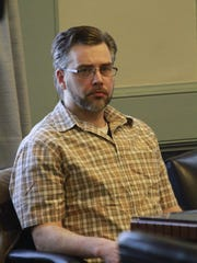 Shawn M. Grate appeared in Common Pleas Court Monday,