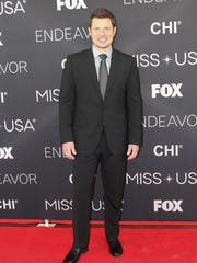 Nick Lachey, lead singer for 98 Degrees and co-host of the 2018 Miss USA competition.
