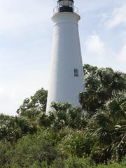 The St. Marks Lighthouse has undergone $750,000 in