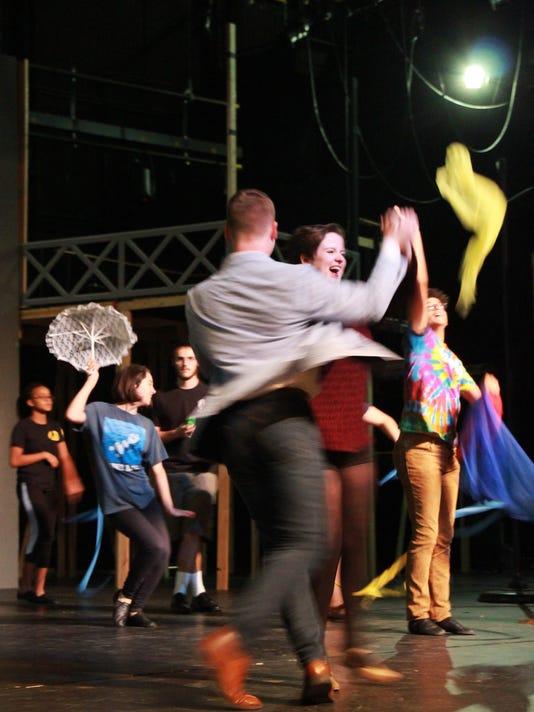 Summer Fine Arts Theatre Workshop
