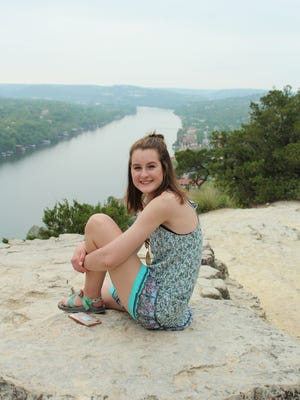 Eliza Wilson, 16, of Fishers, didn't realize she had a heart defect until on spring break when her heart rate skyrocketed to 200 BPM. Her mother, Greta, rushed her to the hospital where it was discovered Eliza had Supraventricular tachycardia.