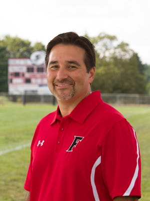 Field coach Matt Furino.