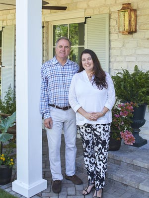 David and Catherine Wilkes co-own Westlake-based David Wilkes Builders. The company, which began in 1999, offer custom home construction and remodel services.