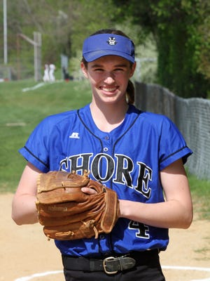 Lauren Shirley has devoted extra time this season to concentrate on her schoolwork, but is still a leader for Shore.