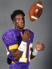 Smyrna's D.J. Williams recently received a scholarship