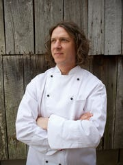 Chef Richard Jones plays a prominent role at the Green