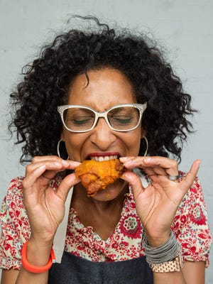 """Celebrity chef Carla Hall announced plans to open a restaurant in New York City that will be a """"love letter to Nashville."""""""