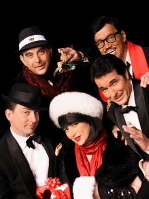 Sandy Hackett's Rat Pack will be performing at The Show at Agua Caliente on Dec. 19.