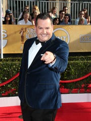 Ross Matthews arrives at the 20th Screen Actors Guild Awards held at the Shrine Auditorium in Los Angeles, 2014.