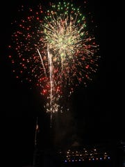 The Eureka Casino Resort will be hosting the Rockets Over the Red Mesa July 4th Concert next Wednesday afternoon.