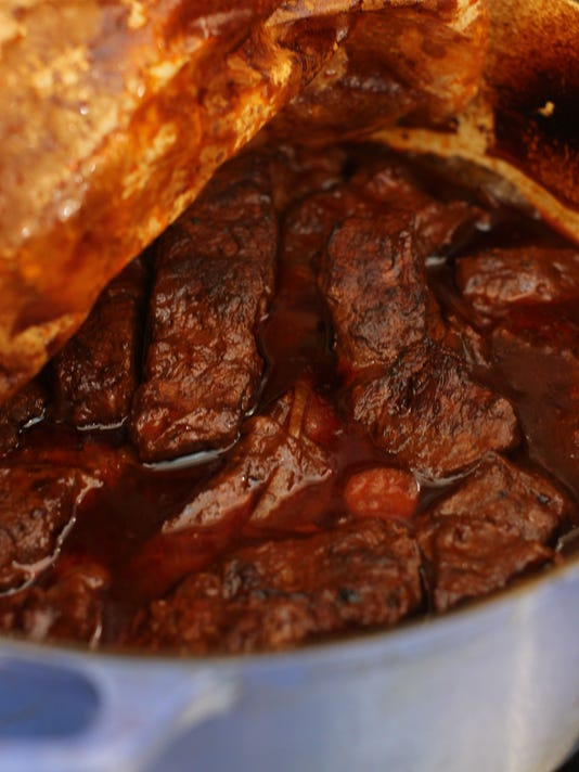 Food KitchenWise Braised Short Ribs