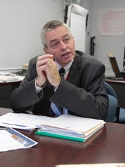 South Orangetown schools Superintendent Ken Mitchell, $274,881
