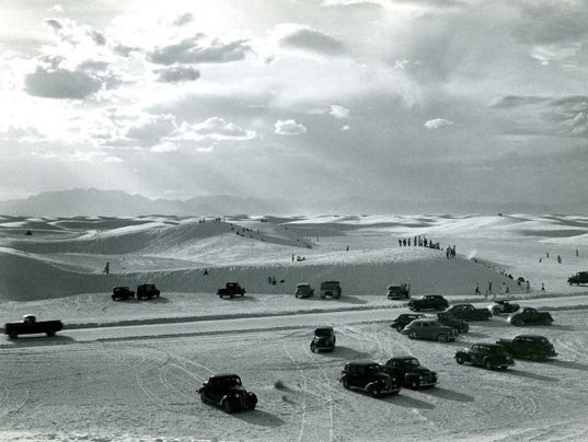 TBHS White Sands National Monument
