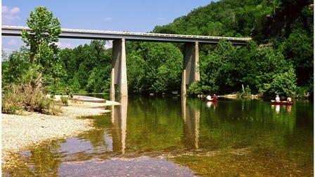 U.S. Highway 65 bridge