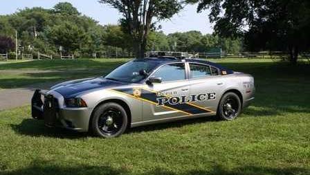 Ocean Township patrol car.