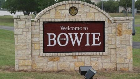 Bowie sign