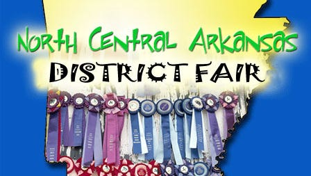 NCA District Fair logo