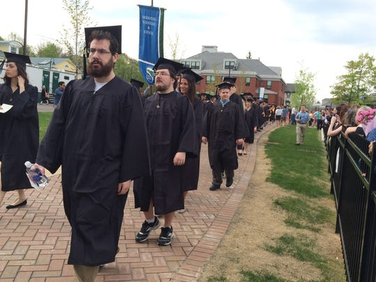 Champlain College, Class of 2015 - May 9.