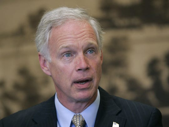 Sen. Ron Johnson.