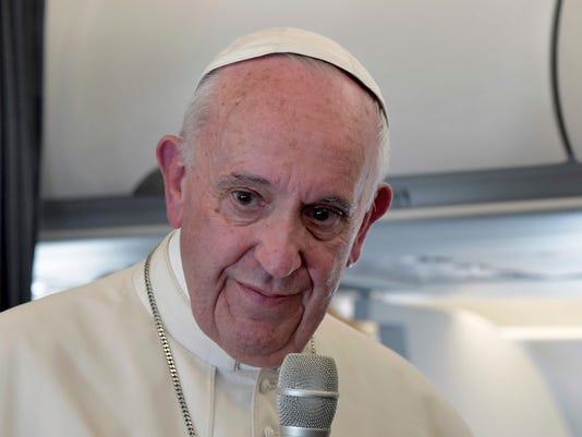 AP PORTUGAL POPE I