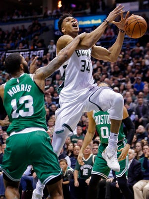 Giannis Antetokounmpo and the Bucks know it will be a struggle to win Game 7 in Boston on Saturday.