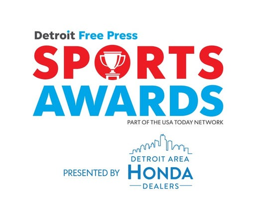2018 Detroit Free Press Sports Awards presented by