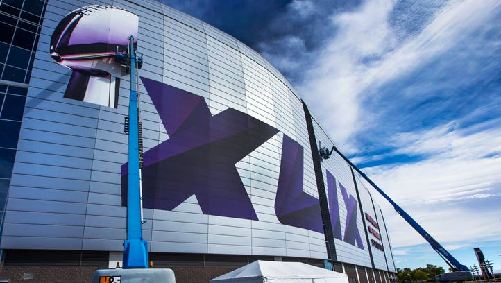 Seattle Seahawks, New England Patriots in Super Bowl XLIX