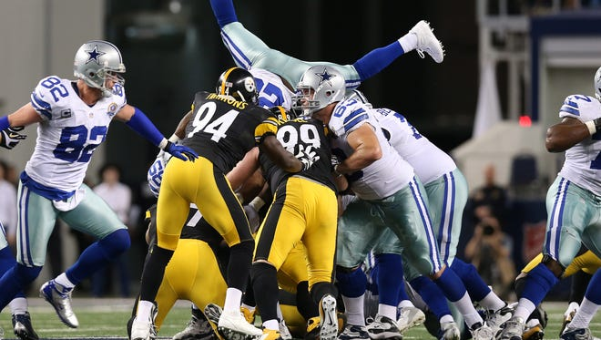 Currently, only the Steelers and Cowboys are not in compliance with the projected 2014 salary cap.